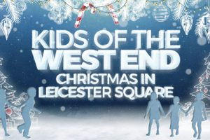 Jaydah and other West End kids take to the stage!