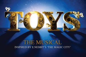 Toys the Musical Workshop!
