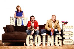 Finley Southby films for BBC Sitcom Not Going Out