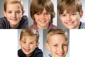 5 kids record voice overs for Pan!