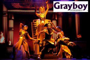 GrayBoy for P&O Australia