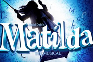 Ellie-Rose Eames & Ynez Williams appearing in Matilda