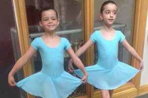 Ellie-Rose and Siena take part in the Junior ISTD Ballet Awards!