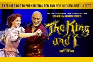 Two clients to take up residence in the London Palladium this Summer!