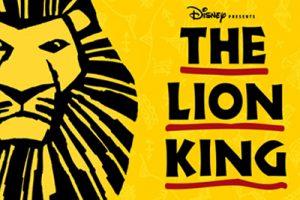 Jamila Ajadi starring in the Lion King
