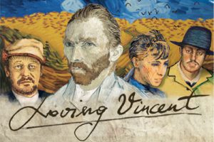 Voice over for Loving Vincent