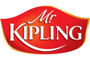 Maddie Power appearing in a commercial for Mr Kipling