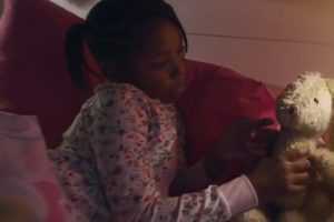 Natahlia Colbourne in hard- hitting Video for Charity