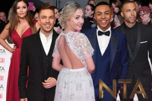 D&B at the 2017 NTA's