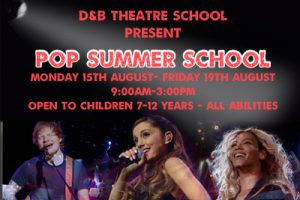 Pop Summer School