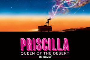 Luke Amis appearing as Benji in Priscilla Queen of the Desert