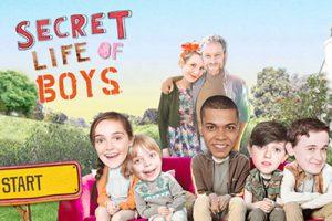 Rhianna Dorris films for CBBC