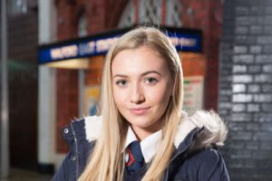 Big news for EastEnders star Tilly Keeper