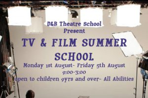 TV and Film Summer School