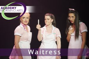 Students in Action: Waitress