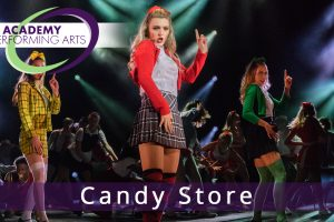 Students In Action: Candy Store