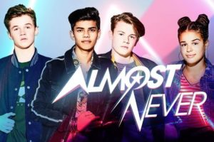 CBBC series - Almost Never