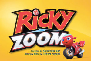 Toot... Toot... Client bags lead role in Ricky Zoom Animation
