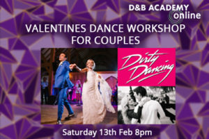 Valentines Dance Workshop for Couples